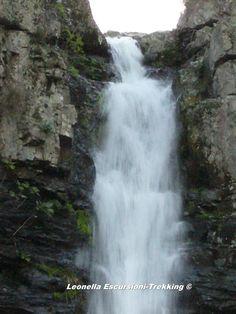Le cascate nel Sarrabus