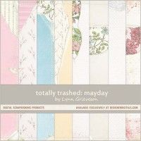 Totally Trashed Mayday Paper Pack