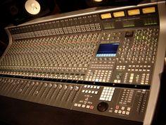 Ahhhh The SSL AWS 900....I can dream can't I Studio Gear, Home Studio, Music Production, Recording Studio, My Dream, Mixer, Studios, Heaven, Technology
