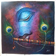 Krishana Eyes Painting @ allMemoirs