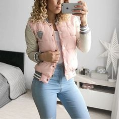 Pink Jacket via Tillys. Click on the image to see more!