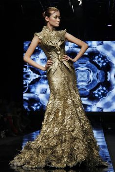 """The Look: """"Hunger Games"""" - Tex Saverio"""