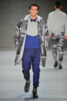 Male Fashion Trends: Niyazi Erdogan Autumn-Winter 2014 | Mercedes-Benz Fashion Week Estambul