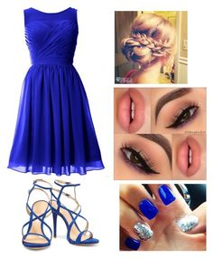 """""""Semi-formal with friends #5"""" by morgan-924 ❤ liked on Polyvore featuring Schutz"""
