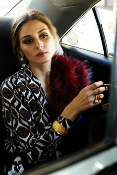 Olivia Palermo for Vogue Spain: Day 4