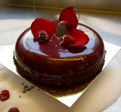 Dôme Chocolat Cerise