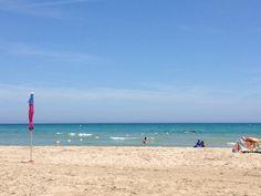 Playa de San Juan en Alicante, Valencia