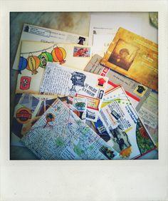 mail art~ nice creative blog