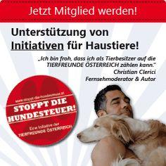 Unterstützung durch Initiativen und Petitionen für Haustierhalter Pets, Hang In There