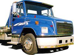 Freightliner FL50-80 Series - 6pc Hood Emblem Package Part#FL678HE