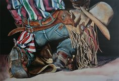 Reno Rodeo, by Nelson Boren