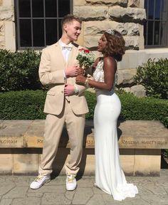 Keep calm and love interracial couples. Interracial Couples, Biracial Couples, Interracial Dating Sites, Interracial Wedding, Black Woman White Man, Black Men, Prom Goals, Mixed Couples, Prom Couples