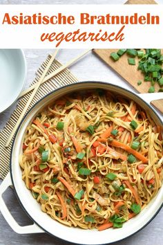Asian fried noodles Without a pan Thermomix alle Kochrezepte Pork Chop Recipes, Meatloaf Recipes, Turkey Recipes, Chicken Recipes, Asian Recipes, Mexican Food Recipes, Vegetarian Recipes, Healthy Recipes, Ethnic Recipes