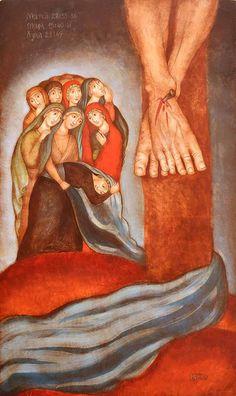 Religious Icons, Religious Art, Bible Illustrations, Illustration Art, Jesus Sketch, Bible Images, Jesus Christ Images, Biblical Art, Catholic Art
