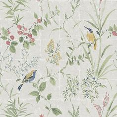 Imperial Grey Garden Chinoiserie 2669-21703