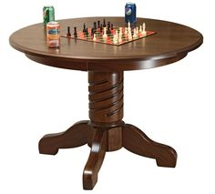 Lexington Office: Client Round Table - for game room or home office