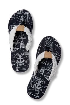Cape cod shoe supply's flip flops featured on huffpost's summer essentials !