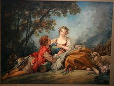 18th century genre paintings | Auction Report: GoAntiques Preferred Auction May 3 | WorthPoint