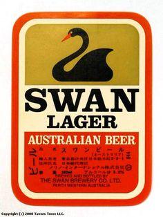 Swan Lager - Western Australian Beer