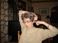 My Mother demonstrating how she has to be a contortionist to put in her hearing aide. lol to bad she doesn't wear it Contortionist, Lol, Fictional Characters, Fantasy Characters, Fun