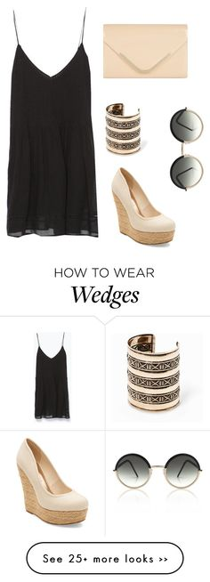 """""""time for da wedges"""" by kileyyharper on Polyvore"""