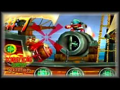 DKCR - Donkey Kong Country Returns [Blind] Lets Play: Captain Crab's Rev...