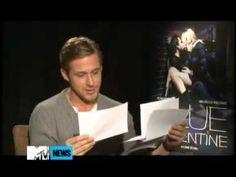 Ryan Gosling - Hey Girl. I love him.