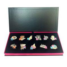 London 2012 pubs and bars pin badge box set  Product code: 30060212  £85.00