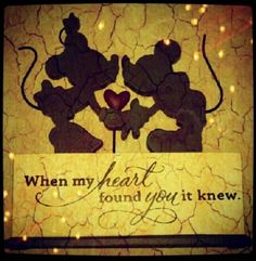 Its always you!!