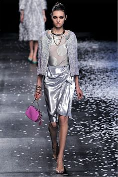Nina Ricci SS2013, Paris Fashion Week