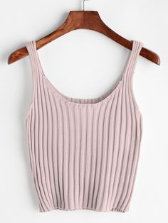 723e0f601b7 ROMWE offers Ribbed Tank Top   more to fit your fashionable needs.