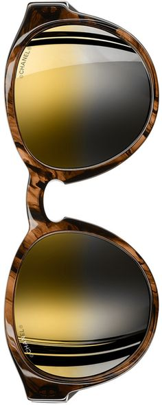 Chanel Pantos Signature Sunglasses