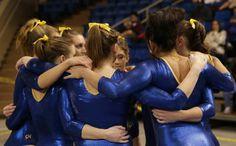San Jose State women's gymnastics compete Friday in the first WAC meet of 2013 #SJSU #SpartanSports