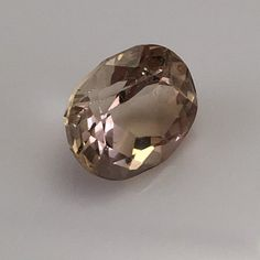 Cream Topaz Gemstone (4.5 ct) | Buy Gems Online, Affordable Gemstones, Loose Gemstones, Jewelry
