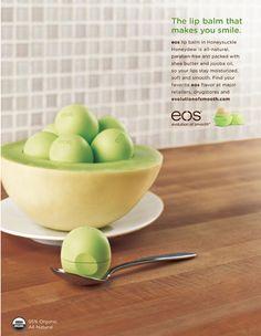 eos melon ad