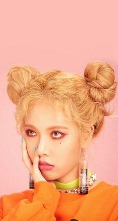 23+ Ideas Wall Paper Kpop Hyuna #wall