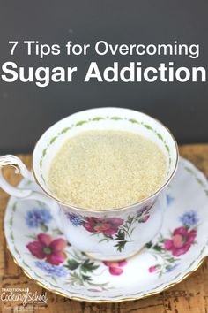 7 Tips For Overcoming Sugar Addiction | Many of us suffer from slavery to sweets -- which sabotages our thoughts, dental health, gut ecosystem, and overall wellness. It took 3 full years for my sugar addiction to go away. I never cheated, but I still craved what I could not have. Now, my sugar addiction is gone, and the cravings have never returned! I hope these insights will make your journey as successful as mine -- and much faster.
