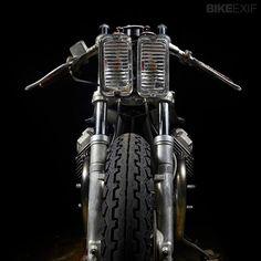 MOTO GUZZI V65 Trimotoro BY EL SOLITARIO - featured on BikeExif
