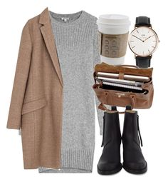 """""""Untitled #5313"""" by laurenmboot ❤ liked on Polyvore featuring Kenzo, Zara, Daniel Wellington, Mulberry and Acne Studios"""