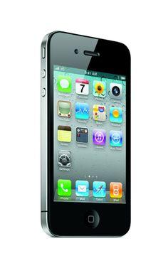 Amazing Apple I Phones IPhone 4 16GB Smartphone Black ATT By
