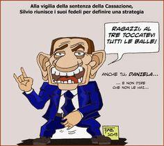 #satira #berlusconi #IoSeguoItalianComics