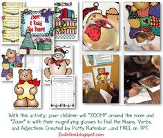 christmas activity, christmas classroom, zoom room, christmas clip art