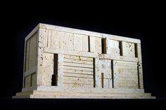 Michele De Lucchi Artworks - Small architectures