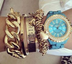Chunked up #bracelets