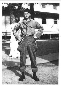 Roy Pickel - Easy Company / 2nd Battalion / 506th PIR / 101st Airborne Division.