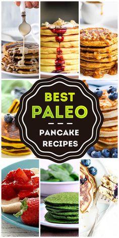 Top Paleo Pancake Recipes