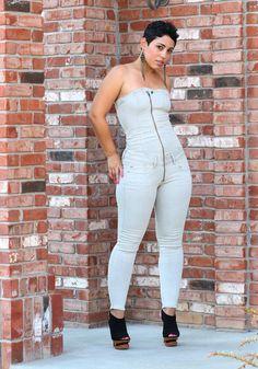 G-Star Raw Zip It Jumpsuit - Mimi G Style