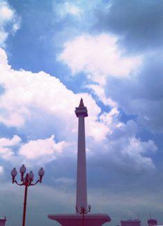 Monas. Jakarta. Indonesia.
