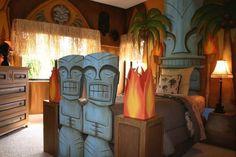 10 Fantastic Ideas for Disney-Inspired Children's Rooms. I love the cradle...