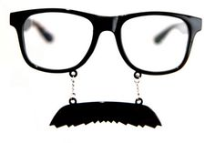 glasses, movember, moustache, funny gift, charity